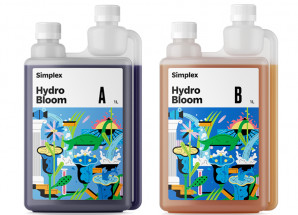 SIMPLEX Hydro Bloom A+B 1 L