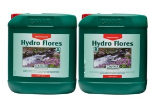CANNA Hydro Flores A+B, 5 л(hard water)